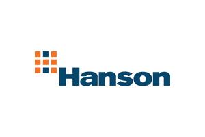 hanson brick logo
